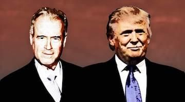 """""""An ultra-rich right winger put Trump in the White House and now controls the country's political agenda.""""    Freedom Rider: Robert Mercer Rules"""