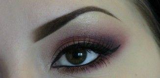10 En romantik göz makyajı ve yapılışı
