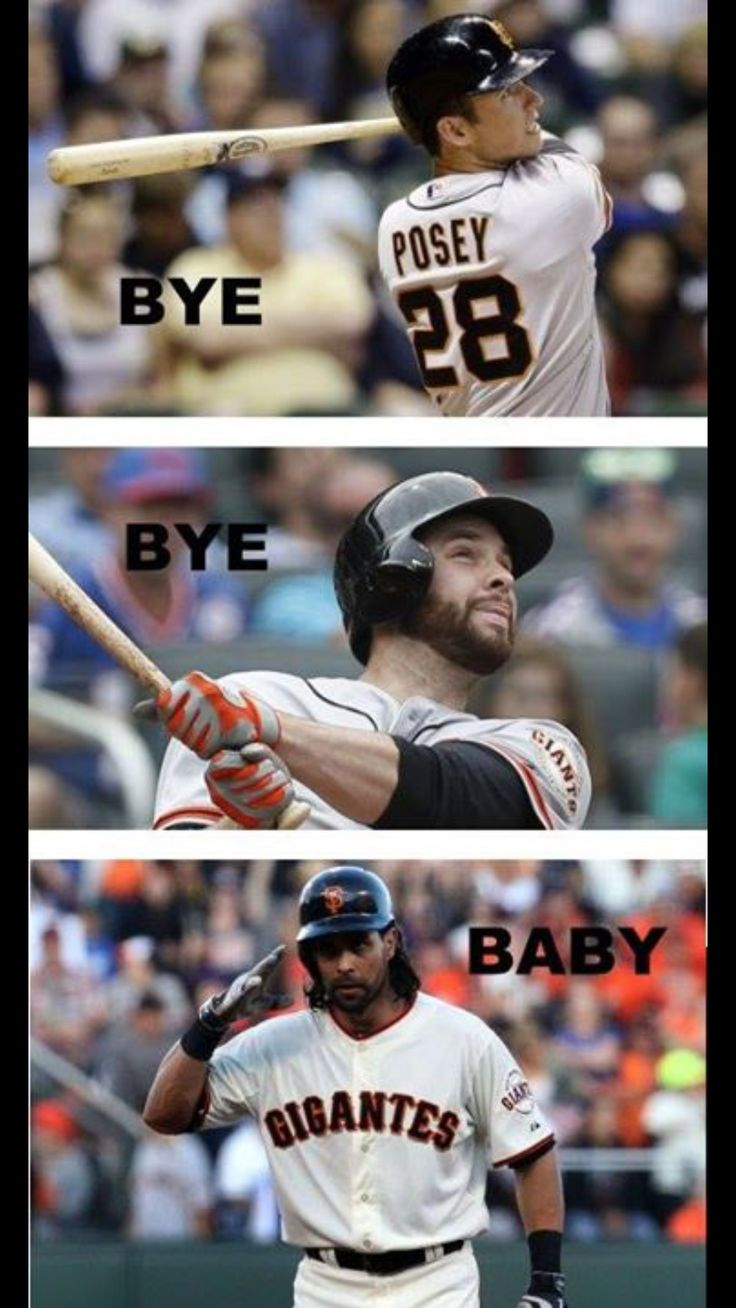 4/10/16  Buster Posey, Brandon Belt and Angel Pagan with home runs