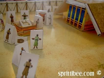 9 best images about bible the tabernacle is built on for Building the tabernacle craft