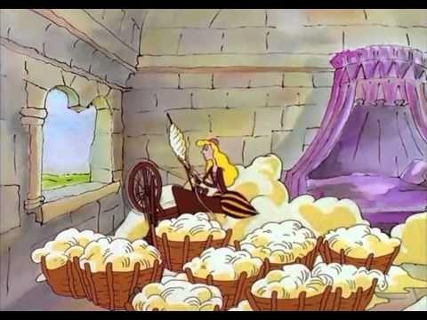 Henri Des raconte joliment des histoires sur youtube, Tirees de la serie de Pomme d'Api? Une Belle Histoire, stp raconte-moi? Histoire jeunesse : Les trois fileuses
