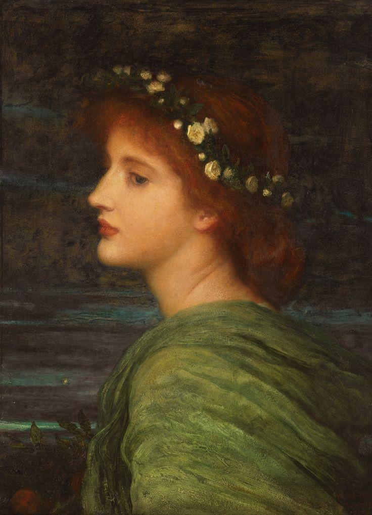 Stella (1900) - Frank Dicksee