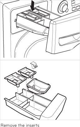 25 best ideas about front load washer on pinterest clean washer vinegar washing machine. Black Bedroom Furniture Sets. Home Design Ideas