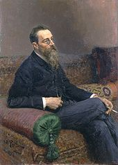 Nikolai Rimsky-Korsakov. Composer from Pre-Revolution Russia. I'd recommend him if you're interested in Russian culture or classic music.