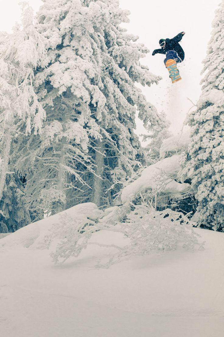 Snow Boarding  casus [photographica]
