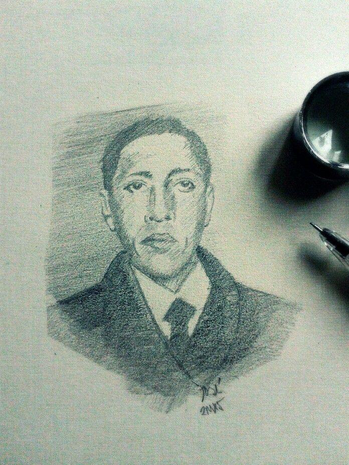 Igor Stravinski. Drawing Pencil Portrait by Jose Castaneda #drawing #portrait #pencil #illustration #art