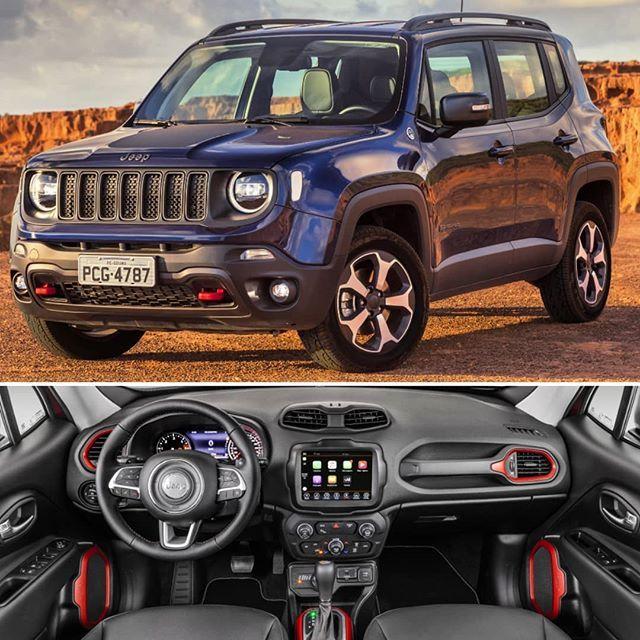Jeep Renegade Alerta De Recall Fiat Chrysler Automoveis Brasil