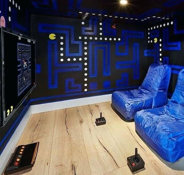 Image Result For Game Room Small Game Rooms Video Game Room Design Gamer Room