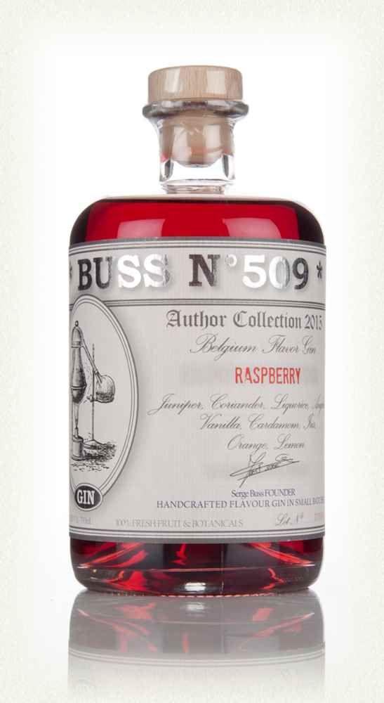 Buss No.509 Raspberry Gin