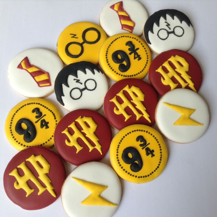 Galletas Harry Potter