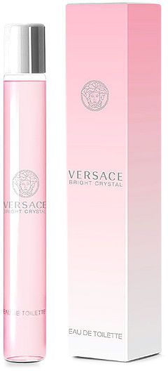 Versace Bright Crystal Eau de Toilette Rollerball, .3 oz My favorite fragrance!