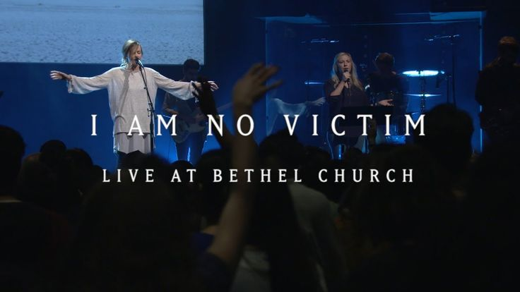 "NEW: ""I Am No Victim"" Live at Bethel Church - Kristene Dimarco"