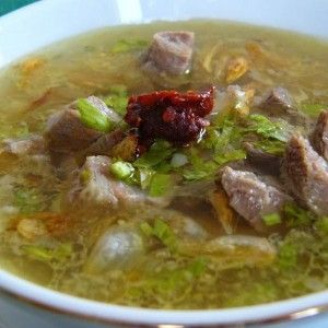 Traditional Food from Makassar, Coto Makassar – Indonesian Food