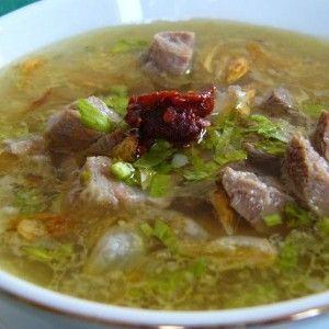 Traditional Food from Makassar, Coto Makassar – Indonesian Food