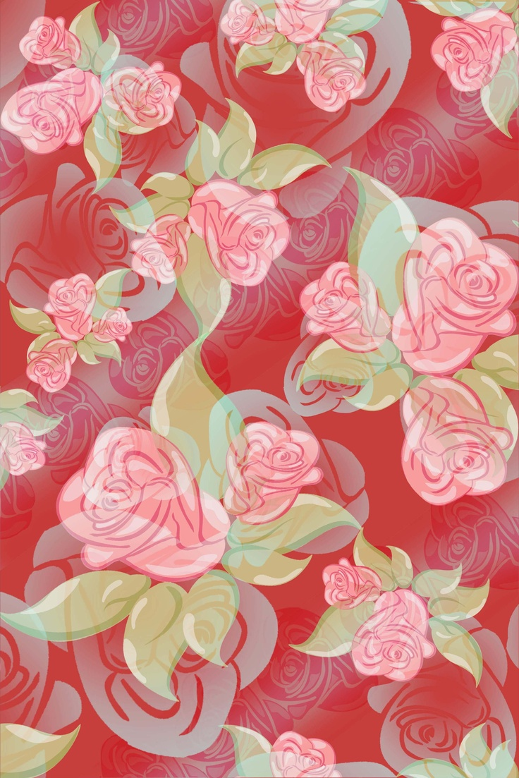 Second design for textile