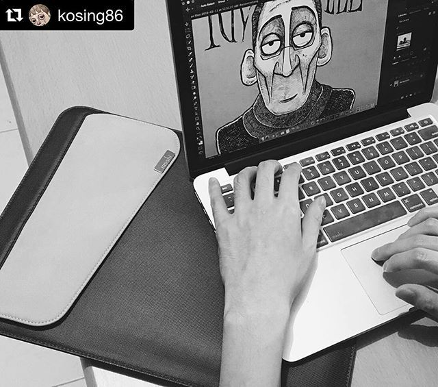 Nice to see you and your Muse are hard at work, @kosing86.  #Repost: @kosing86
