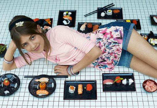 #sushi #love #fashion #sisley #pink #style #teen #girl #trend #outfit #denim #occasion #casual #fun #2015