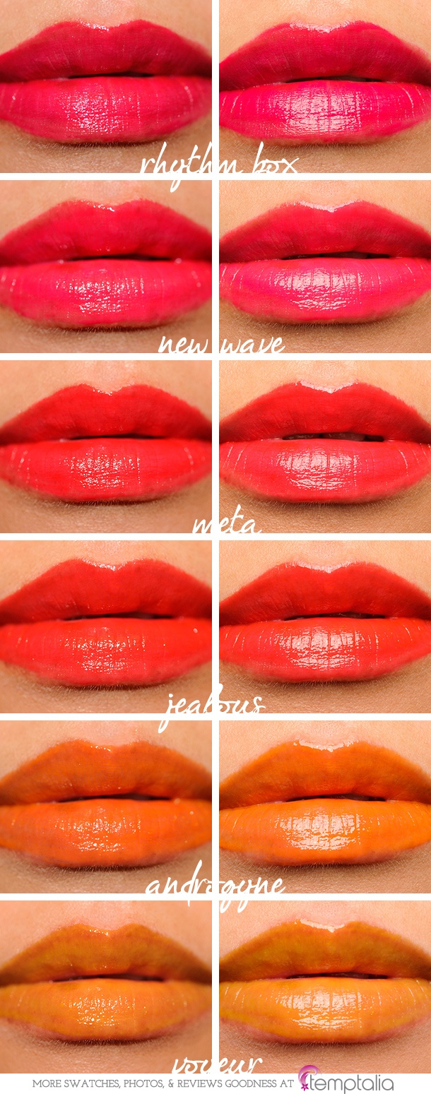 Sneak Peek: OCC Lip Tar Stained Gloss Photos  Swatches
