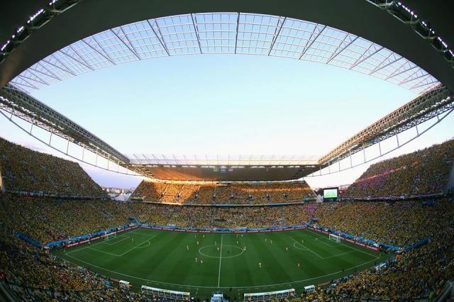 Cameroon V Croatia – 2014 FIFA World Cup