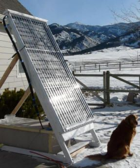 Absolutely the best DIY solar hot water collector instructions I have ever seen