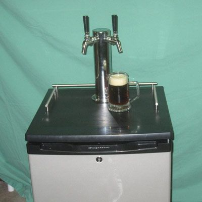 DIY Draft: Step-By-Step Kegerator Plans