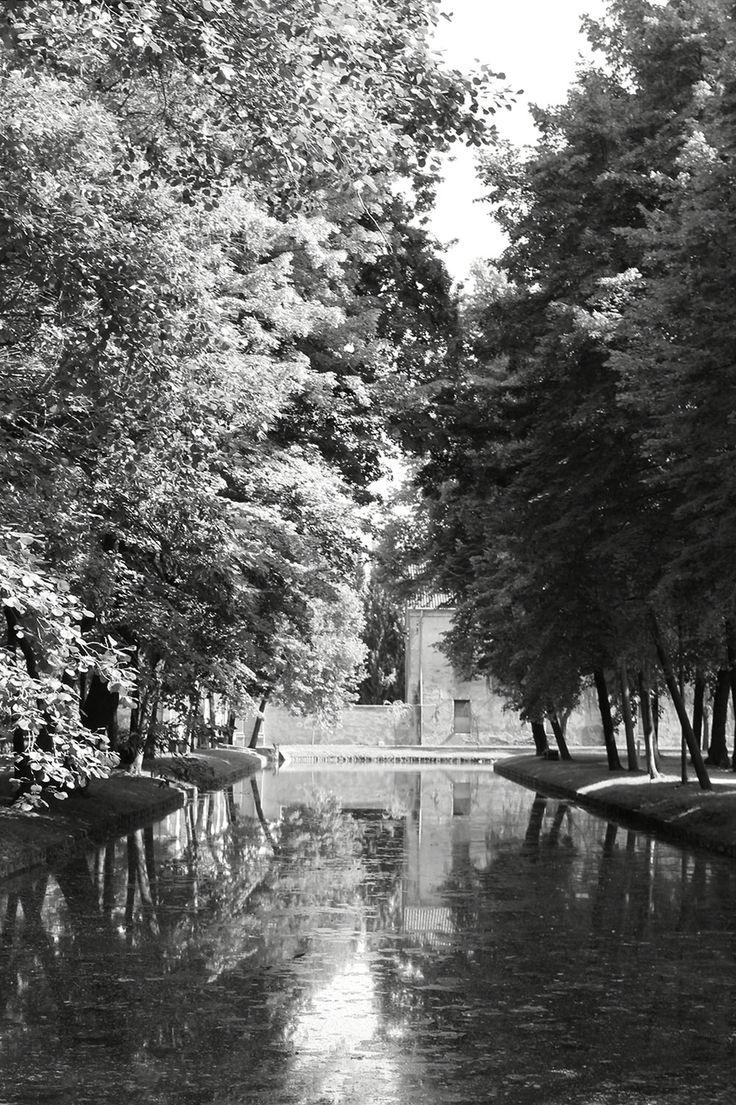 Giardino di Villa Contarini-Pisani a Piazzola sul Brenta - Italy
