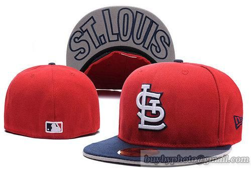 Cheap Wholesale Fitted Hats MLB St. Louis Cardinals Red for slae at US$8.90 #snapbackhats #snapbacks #hiphop #popular #hiphocap #sportscaps #fashioncaps #baseballcap