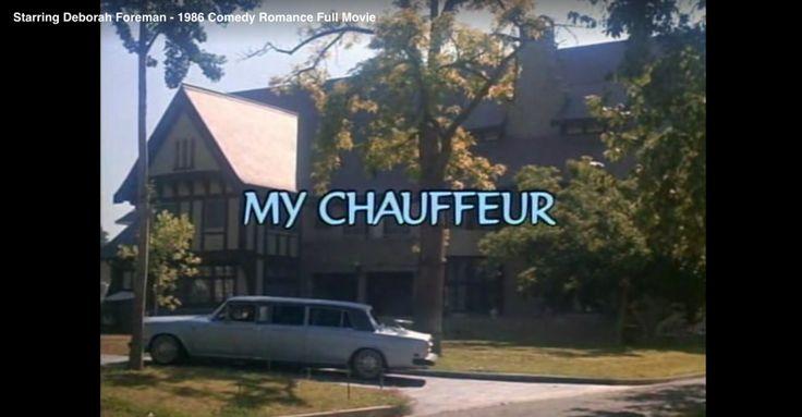 My Chauffeur VIDEO of My Chauffeur - Deborah Foreman…