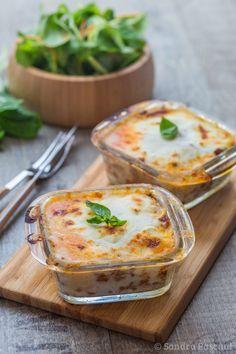 Pinterest: @ndeyepins | Lasagnes de Courgette à la Bolognaise
