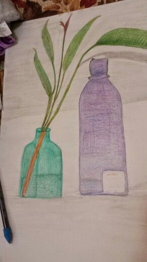 Mi primer dibujo a colores