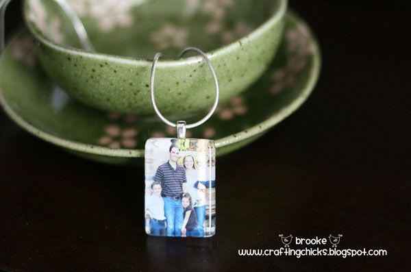 Personalized Photo Jewelry - a perfect Mother's Day gift!