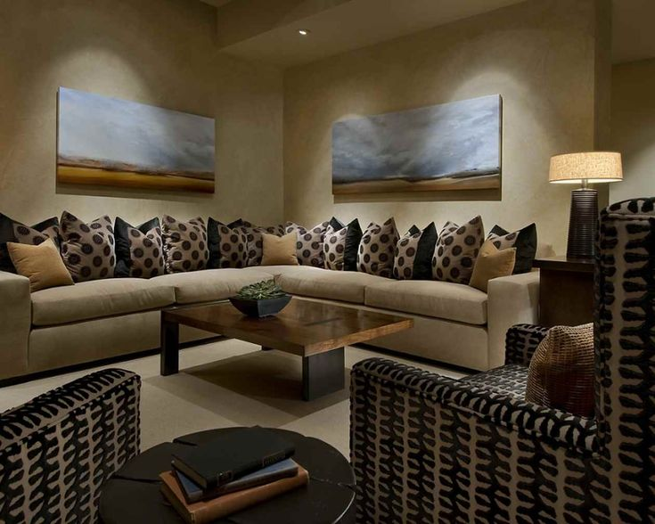 The Home Interior Designs Pictured Here Include The Spanish Living Room Family Room Dining