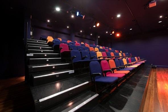 Function Room: Retractable Seating - Oamaru Opera House