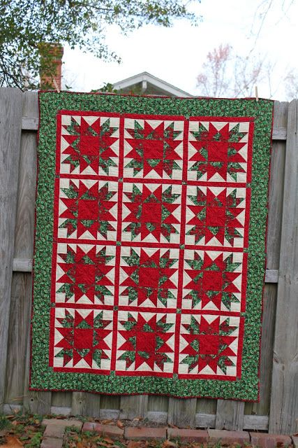 136 best Christmas Quilt Ideas and Free Stuff! images on Pinterest ... : quilting for christmas magazine - Adamdwight.com