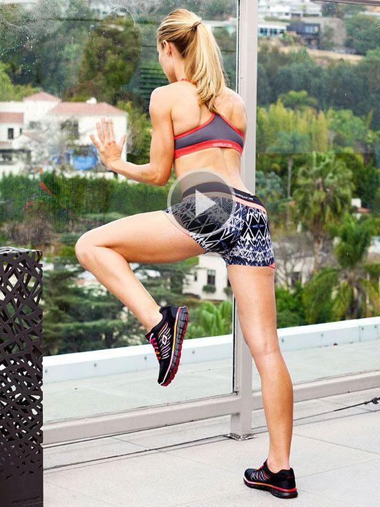 Exercises for Obliques: Standing Oblique Mash-Up