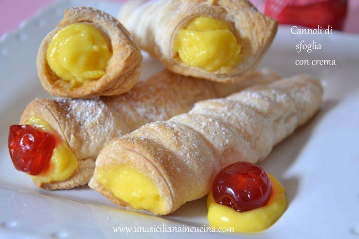 Italian Sfoglia Cake Recipes: 698 Best Images About Traditional Italian Sweets Yummmm On
