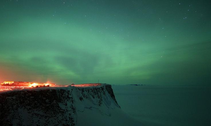Antarctic Research Base
