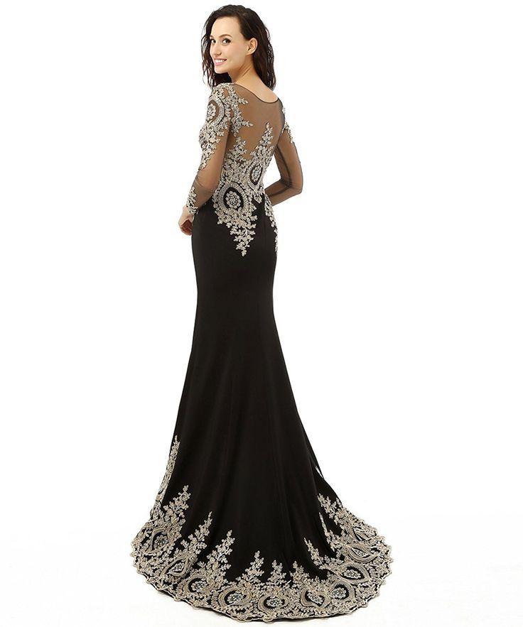 9 best Mermaid prom dresses images on Pinterest | Formal dress ...