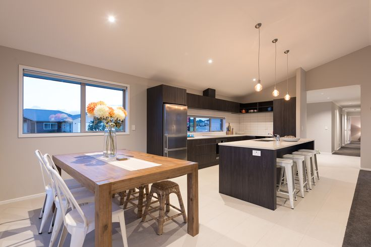 Funky and easy open plan living!