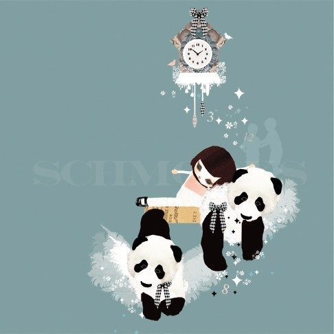 1000+ images about Panda bears :) on Pinterest | Baby mobiles, Child ...