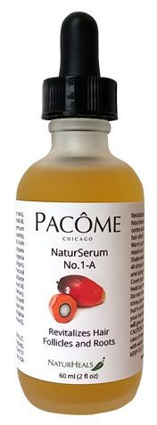 Thanks to its concentration of active ingredients Pacome's NaturSerum acts directly in the heart of the hair shaft, which accelerates hair growth. The impact on hair growth obtained with this serum remains impressive. With its saturated fatty acids issued from 4 oils of natural plants, NaturSerum provides in-depth nutrition of the follicles which stimulates hair growth. Its abundance of Lauric acid allows it to interact directly with the hair proteins and bind them together. The…