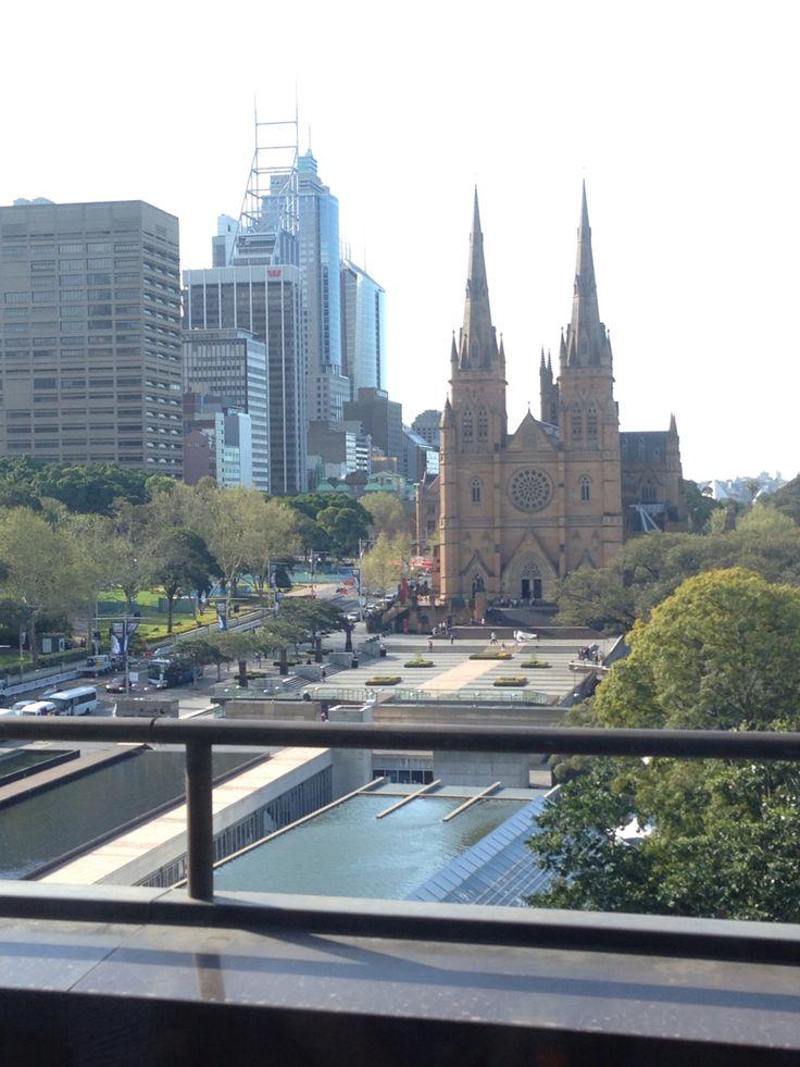 Rooftop Cafe @ Australian Museum
