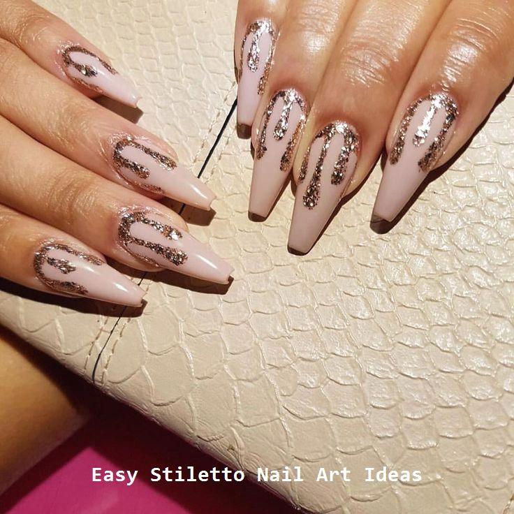 30 Ideen für ein großartiges Stiletto-Nageldesign #stilettonails #nail – Creative Stiletto Nails Designs