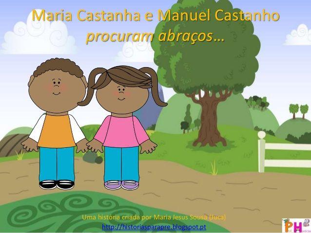 Maria Castanha e Manuel Castanho procuram abraços