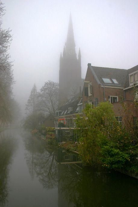 'Spooky #IJsselstein' - Petra van der Werf - Van Oord Makelaardij Fotowedstrijd IJsselstein