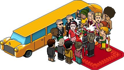 #Habbo #EncourageEveryoneIn4Words You can be anyone.