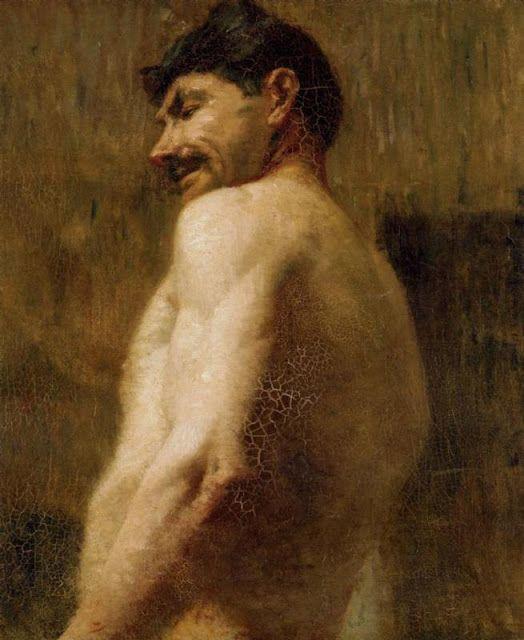 Γυμνός άνδρας (1882)