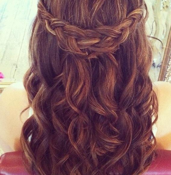 Excellent Waterfall Braids Waterfalls And Braids On Pinterest Short Hairstyles For Black Women Fulllsitofus