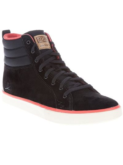 'Valley' high top trainers from Adidas Ransom