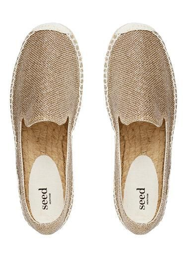 Womens Shoes | Andrea Espadrille | Seed Heritage